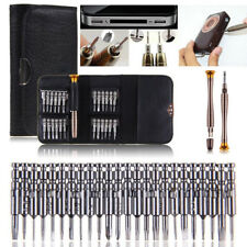 25 PC Small Mini Precision Screwdriver Set Watch Jewelry Electronic Repair Tool