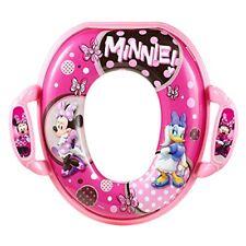 Reductor De Asiento De Inodoro Para Niñas Entrenamiento Minnie Mouse De Disney