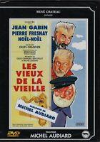 LES VIEUX DE LA VIEILLE Jean Gabin  DVD Michel Audiard  René Chateau