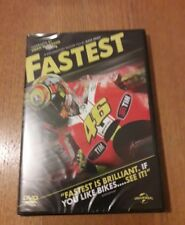 Fastest DVD (2012) Mark Neale new and sealed dvd