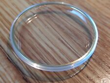 Watch Crystal Plexi Glass For OMEGA SEAMASTER with gold tensioner ring 31.6 mm