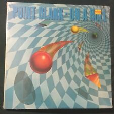 POINT BLANK On A Roll LP MCA sealed southern rock