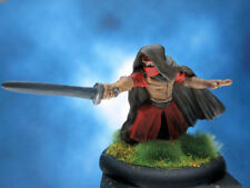 Painted Thief Miniature