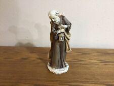 Florence Ceramic St.Joseph Figurine By Giuseppe Armani