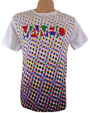 Mambo Surf Camiseta Oficial para Hombre Medio CMYK Fiesta