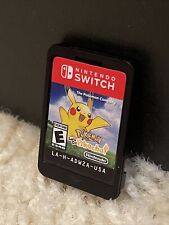 Pokemon: Let's Go, Pikachu!, Nintendo Switch Video Game - Cartridge Only