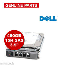 "450gb 15k SAS 3.5"" 3 GBPS HARD DISK DELL fm501 0fm501 Seagate st3450856ss"