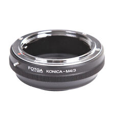 FOTGA Konica AR lens to Micro M4/3 Adapter For Panasonic Olympus E-P5  E-PL7 GX7