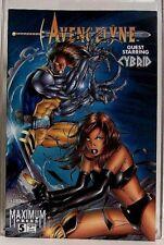 """AVENGELYNE"" Issue #5 (August, 1996) Maximum Press Comics"