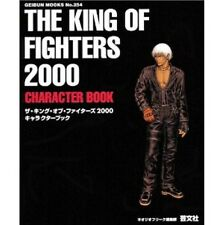 The King of Fighters 2000 Character Book / NEOGEO