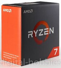 AMD Ryzen 7 1700X 3.4GHz 8-Core AM4 Boxed Processor YD170XBCAEWOF BRAND NEW