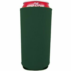 Blank Neoprene Collapsible 24-25 oz. Can Coolie