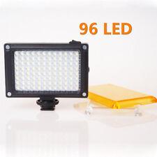 Eclairage 96 LED Lampe Torche Vidéo FT-96 pour Caméra Nikon Canon Sony Panasonic