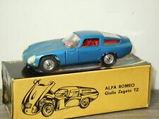 Alfa Romeo Giulia Zagato TZ - Politoys 516 Italy 1:43 in Box *30480