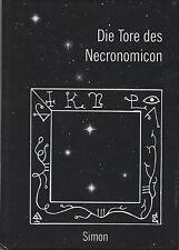 DIE TORE DES NECRONOMICON - Simon - BUCH - NEU