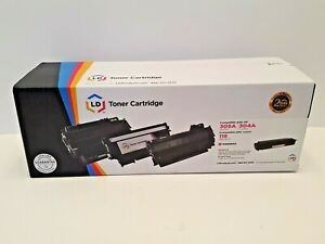 LD Toner Cartridge Magenta Replace HP 305A,304A. and Canon 118