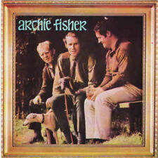 Archie Fisher - Archie Fisher [New CD]