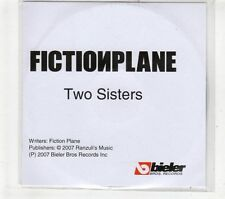 (GT5) Fictionplane, Two Sisters - 2007 DJ CD