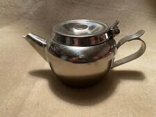 Stainless Steel Tea Pot 300ml  Good Used Condition