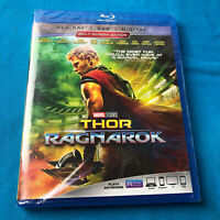 Thor: Ragnarok  (Blu-ray Disc ONLY,) ✔USA Seller ✔Ships Same Day