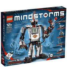 LEGO Mindstorms EV3 Robot Building Kit (31313)  Kids Customizable Robot SEAL