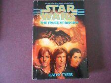STAR WARS - THE TRUCE AT BAKURA BY KATHY TYERS  - 1994