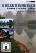 DVD - Erlebnisreisen - Flußreisen zu exotischen Paradiesen - Lijiang Fluss ...