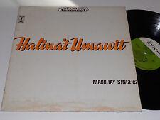 MABUHAY SINGERS Philippine Halina T Umawit Filippino Music Villar philippines