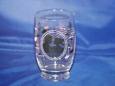 """50'S OURS TUMBLER 4 3/4""""  PINK, BLACK & WHITE MUSIC"""
