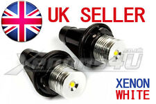 BMW 5 Series E39 E60 E61 LED SMD High Power Angel Eyes Marker Kit Xenon White