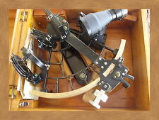 SEXTANT( TROMMEL) GERMANY WWII ? C. PLATH HAMBURG