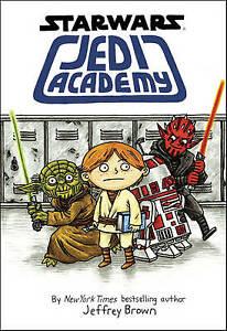 Jedi Academy by Jeffrey Brown (Hardback, 2013)