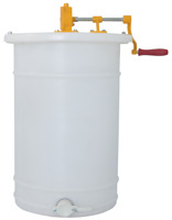 Honey Extractor 3 Frame Tangential ApiHex Plastic Food Grade Centrifuge Spinner