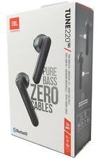 JBL Tune 220TWS verdadero inalámbrico bluetooth in-ear auriculares negros en venta al por menor
