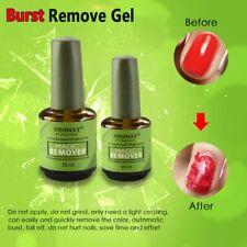 Magic Nail Polish Remover Professional Remove IN 2Minutes Soak-Off Gel Polish