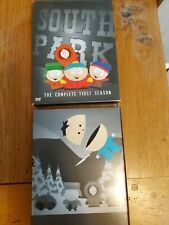 South Park: Complete First Season DVD 3 DISC SET