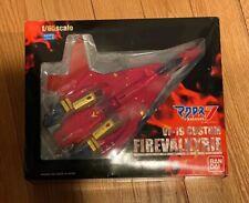 "Bandi VF-19 Custom Fire Valkyrie from Macross 7 1:65 ""MIB"""