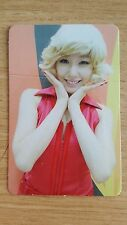 SNSD Girls' Generation Tiffany Hoot Ver A Album Official Photocard