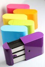 BENTO Lunch box  Japonaise violet , rose, jaune, vert, orange, bleu