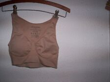 e2a50f62da New A Pea In The Pod Bra Size Large Before During After Removable PadsBeige