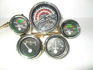 Massey Ferguson Tractor Gauge Kit Tachometer Anti Clockwise-35 , 133, 135, 140