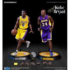 1/6 Scale ENTERBAY Real Masterpiece NBA Collection - Kobe Bryant Action