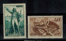 "(a16) timbres France n° 314/315 neufs** année 1936 ""MNH"""