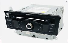 Autoradio Radio Concert Audi A4 A5 Q5 SD Card Completa Di Monitor