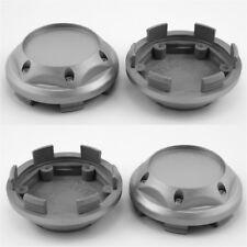 Wheel center caps centre universal alloy rim plastic 4x hub cap 62.5 - 67.5 mm