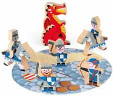 Janod STORY KNIGHTS SET Pretend Play Activity Toy BNIP