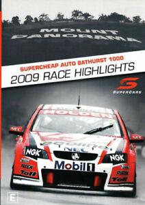 V8 Supercars - 2009 Bathurst 1000 Race Highlights DVD Brand new  - Free post!
