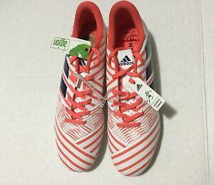 Adidas Nemeziz 17.4 FG Womens Outdoor Soccer Cleats Sizes 8, 9, 10