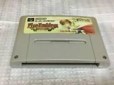 SFC SNES NINTENDO Fire Emblem Thracia 776 SHVC-BFRJ-JPN Super Famicom Nintendo