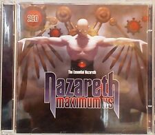 Nazareth - Maximum XS: The Essential Nazareth (CD 2004) 2 Disc Compilation